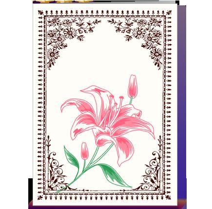 Flower Designs For Cards Flower Designs For Cards