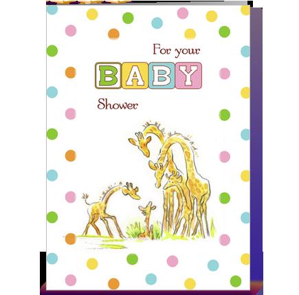 congratulation card for baby