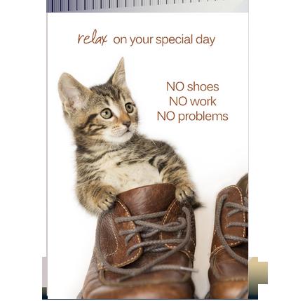 No Shoes No Work No Problems Kitten
