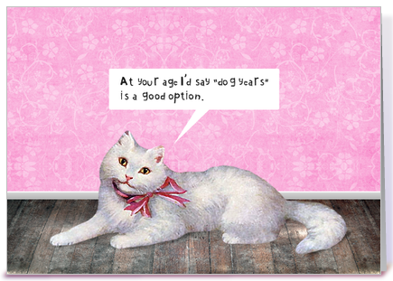 Happy Birthday Cat Cards images – Happy Birthday from the Cat Card